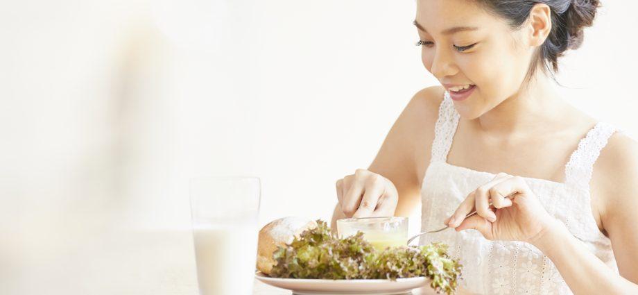อาหารกับความงาม